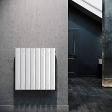 paneelheizkörper horizontal 630 x 616 mm weiß badezimmer wohnraum einlagig horizontal heizkörper badheizkörper design flachheizkörper