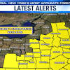 UPDATE: Severe Thunderstorm Watch in effect into Wednesday ...