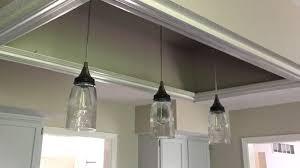 jar chandelier rustic chandelier farmhouse chandelier