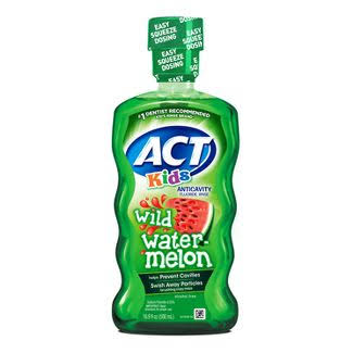 ACT Kids Anticavity Fluoride Rinse - Wild Watermelon, 16.9oz