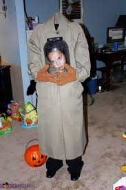 Homemade Halloween Costumes for Kids and Adults