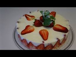 mascarpone recette dessert rapide recette facile et rapide du fraisier allégé cuisinerapide