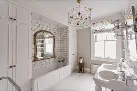 Master Bathroom Victorian Terrace In London