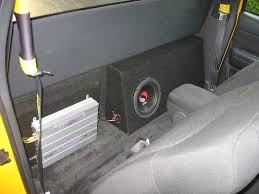 I Bought Four Subwoofers And An Amplifier For My Truck (Pictures ... 1992 Mazda B2200 Subwoofers Pinterest Kicker Subwoofers Cvr 10 In Chevy Truck Youtube I Want This Speaker Box For The Back Seat Only A Single Sub Though Truck Rockford Fosgate Jl Audio Sbgmslvcc10w3v3dg Stealthbox Chevrolet Silverado Build 675 Rear Doors Tacoma World Header News Adds Subwoofer Best Car Speakers Bass Stereo Reviews Tuning What Food Are You Craving Right Now Gamemaker Community 092014 F150 Vss Substage Powered Kit Super Crew Sbgmsxtdriverdg2 Power Usa