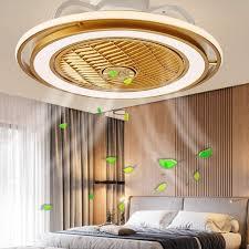 fan licht deckenventilator mit led beleuchtung dimmbar