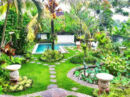 100 Ubud Garden Exotic Artistic House Sleeps 45 Private Swimming Pool In Tropical