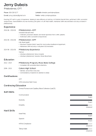 Phlebotomy Resume: Samples And Full Writing Guide [20+ Examples] How To List Education On A Resume 13 Reallife Examples 3 Increasing American Community Survey Parcipation Through Aircraft Technician Samples Velvet Jobs Write An Summary Options For Listing 17 Free Resignation Letter Pdf Doc Purchasing Specialist 2 0 1 7 E D I T O N Phlebotomy And Full Writing Guide 20 Incomplete Chroncom