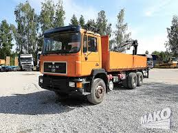 100 Rent Flatbed Truck MAN 33292 Flatbed Truck For Rent Drop Side Truck Flatbed Lorry