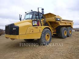 100 Articulated Trucks Used For Sale Finning Cat