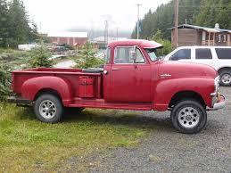 100 1954 Gmc Truck GMC 100 Roadside Rambler
