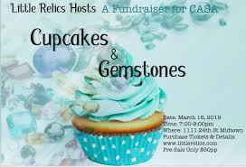 Cupcakes Gemstones Fundraiser Little Relics