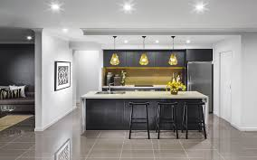 Koehler Home Kitchen Decoration by 40mm Benches In Caeserstone And Black Wenge Laminex Dream