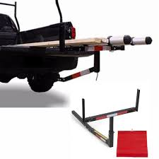 100 Truck Bed Extender Hitch Pick Up Extension Rack Ladder Canoe Boat