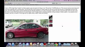 Craigslist Vans For Sale | Best Car Reviews 2019 2020