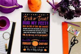 Caledonia Ontario Pumpkin Patch by Pregnancy Announcements Halloween Black Trick Or Treat