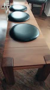 sitzbank esszimmer bank esszimmer stühle massiv holz
