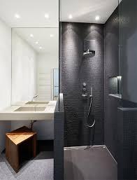 kleines schwarzes frick badezimmer ulm