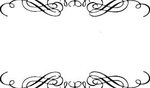 Fancy Clipart Swirl Clip Art Border Free Cliparting