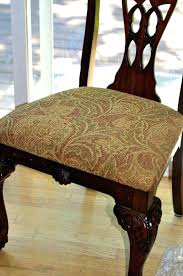 Dining Room Seat Cushions Replacement Chair Adorable Special Table Cushion