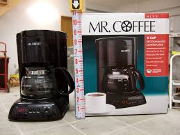 4 Cup Mr Coffee Maker You Cant Fool Me On Pause N