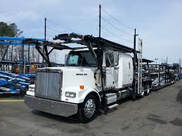 Black And White Car Hauler | Car Hauler - East Coast Truck And ... Car Hauler Truck Usa Stock Photo 28430157 Alamy 2017 Kaufman 3 Hauler Trailer For Sale Schomberg On 9613074 2018 United 85x23 Enclosed Xltv8523ta50s Rondo Show Truck Cversions Wright Way Trailers Serving Iowa What Is A Car Hauler That Big Blog Ins And Outs Of A Car Youtube I Want To Build This Grassroots Motsports Forum Using Flatbed As Shipping Equipment Rcg Auto Logistics Image Result For Used Race Trucks Dodge Crew Cabs Just Because Its Great Looking Peterbilt Carhauler Trucks For Sale Trucks Sale Repo Cars
