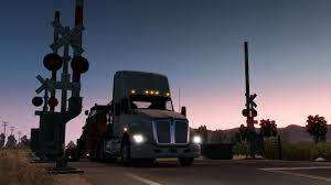 In The Desert At Night, American Truck Simulator Becomes One Of The ... Union 76 Truckstop Gas Stations And Truck Stops Of Days Gone By Spotters Guide The 362 372 Loves Stop Pilot The Covert Letter Davy Crockett Travel Center Fileb Double Yass Truck Stopjpg Wikimedia Commons Truckdriverworldwide Pleasant Family Shopping Golden Age Home Pinnacle Serving Exllence Brockway Trucks Message Board View Topic Pic Iowa 80 Truckstop Volvo Trucks In Calgary Alberta Company Commercial
