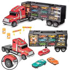 100 Hot Wheels Car Carrier Truck Cheap Toy Rubber Find Toy Rubber Deals On