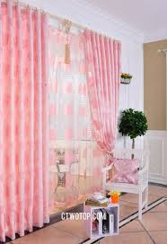 Lush Decor Serena Window Curtain by Sheer Window Curtains Thecurtainshop Com Arafen