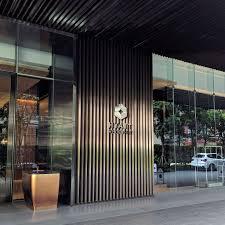100 Thai Modern House Hotel Review Hyatt Regency Bangkok Sukhumvit King Bed Deluxe