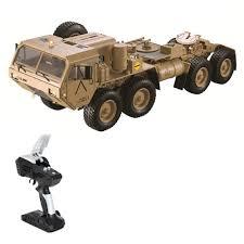 100 Rc Military Trucks HG HGP802 M983 24G 112 RC Car Khaki
