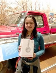 100 Sam Walton Truck Vega Wins Centennial Essay Contest