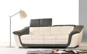 Modern Leather Sofa Set HE66