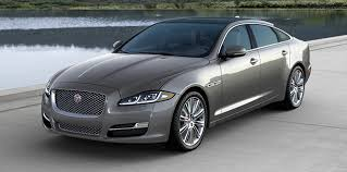 2017 Jaguar XJ Full Size Luxury Sedan Jaguar USA