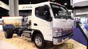 100 Diversified Truck And Equipment 2018 Fuso FE 160 Diesel Exterior Walkaround 2017 NACV Show