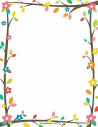 Free Tree Branch Border Templates Including Printable Paper And Clip Art Versions File Formats Include GIF JPG PDF PNG