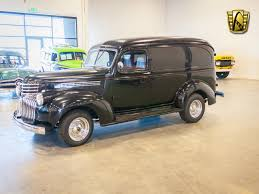 100 1946 Chevy Panel Truck Chevrolet For Sale ClassicCarscom CC1177403