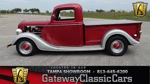 1937 Ford Pickup | Gateway Classic Cars | 1119-TPA
