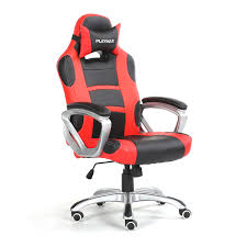 Playmax Gaming Chair (Red & Black) | The Gamesmen Office Essentials Respawn400 Racing Style Gaming Chair Big And Cg Ch80 Red Circlect Hero Blackred Noblechairs Arozzi Monza Staples Killabee Recling Redblack 9015 Vernazza Vernazzard Nitro Concepts S300 Ex In Casekingde Costway Executive High Back Akracing Arc Series Casino Kart Opseat Master