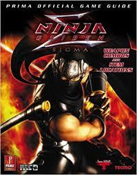 Ninja Gaiden Sigma Prima Official Game Guide