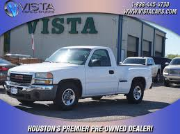 100 Texas Trucks 2003 GMC Sierra 1500 Work Truck City Vista Cars And