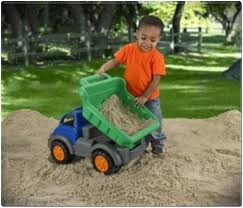 Large Kids Dump Truck 24