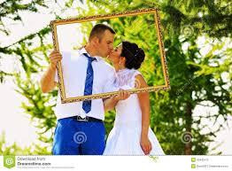 couples de mariage dans le cadre photo stock image 43843475