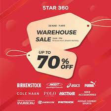 STAR 360 Warehouse Sale March/April 2019 - Singapore Sales ... Canada Computer Coupons Hangover Stopper Discount Code The Parking Spot Ewr Mcclellan Coupon Dbal Max Redbus Travel Waterville Gulf Shores 10 Off Birkenstockcom Promo Codes October 2019 Coupon Yoga Birkenstock Usa Online Aerie In Store Printable Camelback Lodge Promo Awesome Books Blu Emu Windows 8 Codes Thai Spice Irvine Coinental Cookies Blue Nile 20 Bettys Free Delivery Syracuse Book Bealls Coupons Extra 40 Off Everything At Ditto Born A Bad Seed Vital Proteins