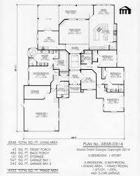 45 Ft Bathroom by Plan No 2838 0314