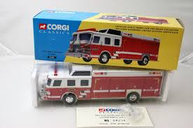 Corgi Classics LMT Ed 1 50 Scale Fire Truck
