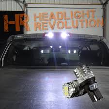 2014 2017 toyota tundra led cargo light bulb upgrade headlight