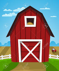 Cartoon Illustration Of Red Farm Barn With Tractor Royalty Free ... Red Barn Clip Art At Clipart Library Vector Clip Art Online Farm Hawaii Dermatology Clipart Best Chinacps Top 75 Free Image 227501 Illustration By Visekart Avenue Of A Wooden With Hay Bnp Design Studio 1696 Fall Festival Apple Digital Tractor Library Simple Doors Cartoon For You Royalty Cliparts Vectors
