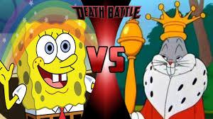 spongebob vs bugs bunny death battle fanon wiki fandom powered
