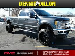 100 Used Trucks For Sale In Idaho PreOwned 2017 D Super Duty F350 SRW Lariat Crew Cab Pickup In