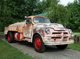 100 Two Ton Truck 1954 Chevrolet 6400 Fuel Near Yankeetown Oh